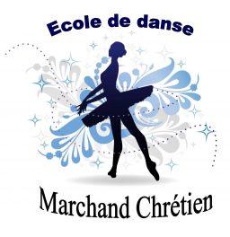 Ecole de danse et de Gym Bien-Etre Marchand Chretien Logo