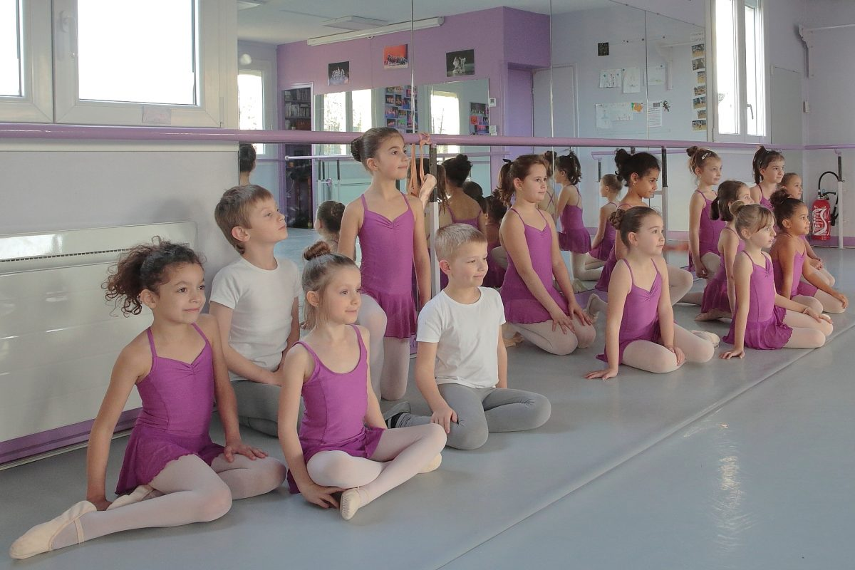danse initiation