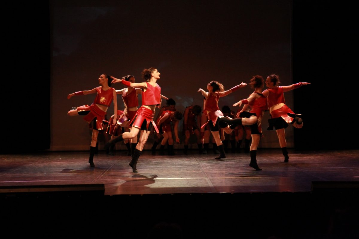 danse contemporaine saint dizier